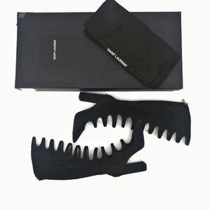 Yves Saint Laurent Shoes - Yves Saint Laurent cage knee high boot size 8
